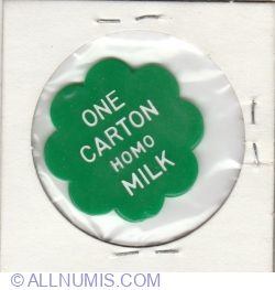 ONE CARTON HOMO MILK