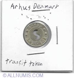 1 fare-Arhus Denmark