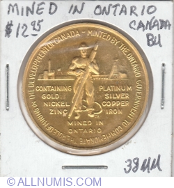 Imaginea #1 a Mined in Ontario