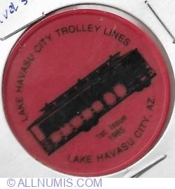 1 trolley fare