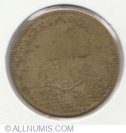 Image #2 of 1 jeton 1661-1715