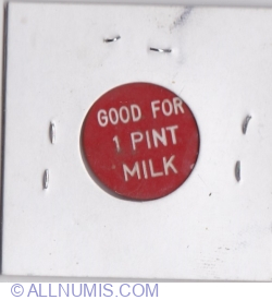 Imaginea #2 a 1 pint milk