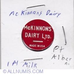 Imaginea #1 a 1 pint milk
