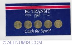 Imaginea #1 a commemorative token set