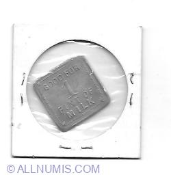 Image #2 of 1 pint milk