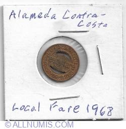 1 local fare 1968