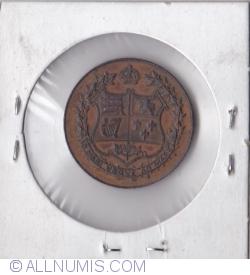 Imaginea #2 a Canada Confederation 50th anniversary Medal 1867-1927