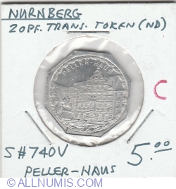 Imaginea #1 a 20 pfennig