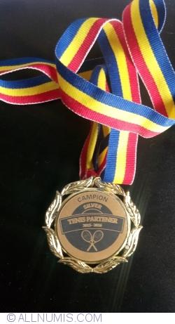 Image #1 of Campion Tenis Partener 2015-2016 Silver