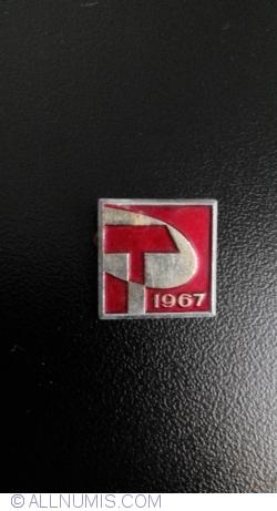 T 1967