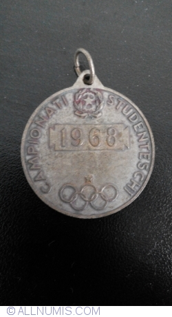 Campionati Studenteschi - 1968