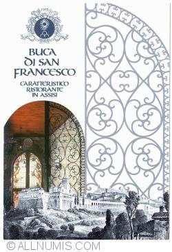 Image #1 of Assisi - Restaurant Buca di San Francesco