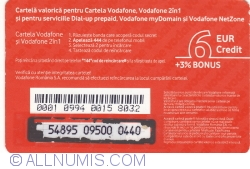 Image #2 of 6 Euro +3% bonus - The value card