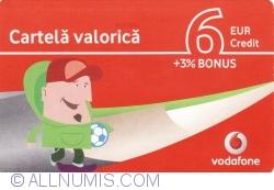 Image #1 of 6 Euro +3% bonus - The value card