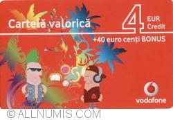 Image #1 of 4 Euro + 40 euro centi bonus - The value card