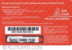 Image #2 of 4 Euro + 40 euro centi bonus - The value card