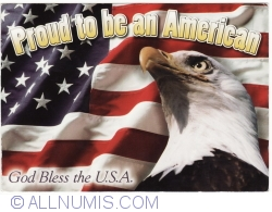 Image #1 of Proud to be an American - God Bless the U.S.A. (2002)