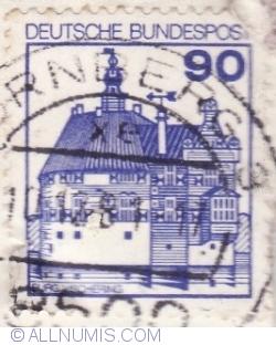 Image #1 of 90 Pfennig 1979 - Burg Vischering