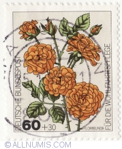 60+30 Pfennig 1982