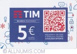 5 Euro - TIM