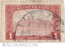 Imaginea #1 a 1 Korona 1917 - Palatul Parlamentului