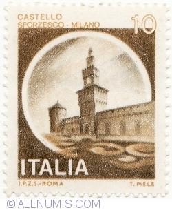 Image #2 of 10 Lire 1980 - Castello Sforzesco, Milano