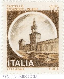 Image #1 of 10 Lire 1980 - Castello Sforzesco, Milano