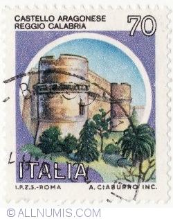 Image #1 of 70 Lire 1981 - Castello Aragonese, Reggio Calabria
