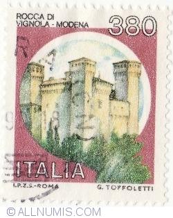 Image #2 of 380 Lire 1987 - Rocca di Vignola, Modena