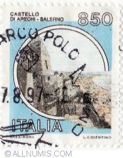 Image #1 of 850 Lire 1992 - Castello di Arechi, Salerno