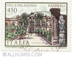 Image #2 of 450 Lire 1986 - Villa Palagonia, Bagheria