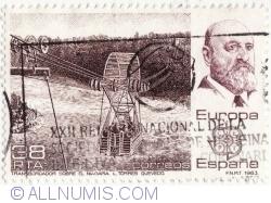 Image #2 of 38 Pesetas 1983 - Europa