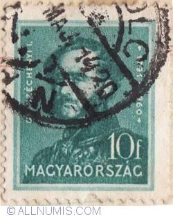 Imaginea #1 a 10 Filler,1932 - Istvan Szechenyi (1791-1860),conte,scriitor,politician.