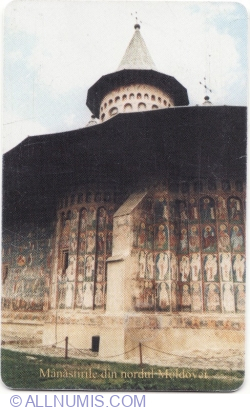 The monasteries from the north of Moldova - 3