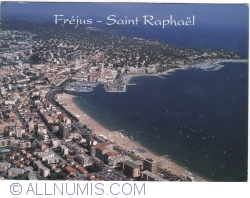 Saint-Raphaël - Vedere aeriană (1996)