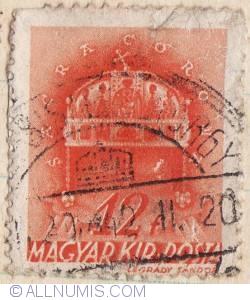 Imaginea #1 a 12 Filler,1939-Sfanta Coroana