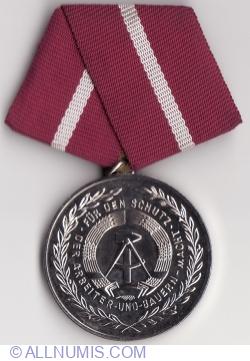 Aparare Civila-medalia de argint