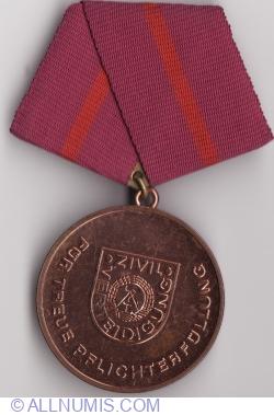 Aparare Civila-medalia de bronz