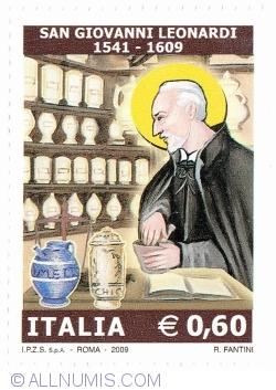 Imaginea #1 a 0,60 Euro 2009 - San Giovanni Leonardi (1541-1609)