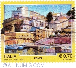 Image #1 of 0,70 Euro 2013 - Ponza