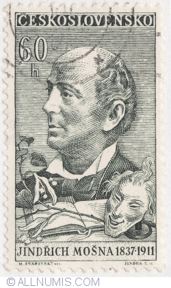 Image #1 of 60 Haleru 1961 - Jindrich Mosna (1837-1911)