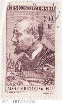 Image #1 of 60 Haleru 1961 - Alois Mrstik (1861-1925)
