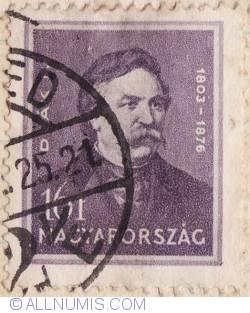 Imaginea #1 a 16 Filler,1932 - Ferenc Deak (1803-1876),politician