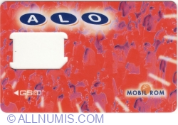 ALO GSM (without SIM) (red)