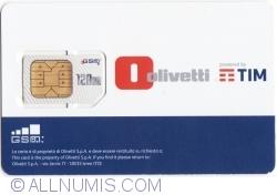 Sim TIM - Olivetti