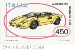 Image #1 of 450 Lire 1985 - Lamborghini