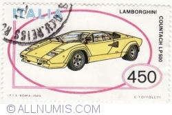Image #2 of 450 Lire 1985 - Lamborghini