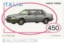 Image #1 of 450 Lire 1985 - Lancia Thema