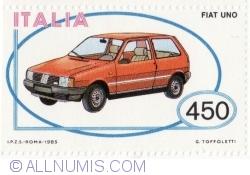Image #1 of 450 Lire 1985 - Fiat Uno
