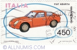 Image #1 of 450 Lire 1985 - Fiat Abarth